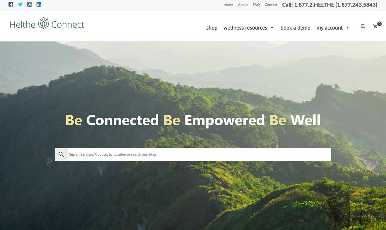 Helthe Connect Wellness Inc.