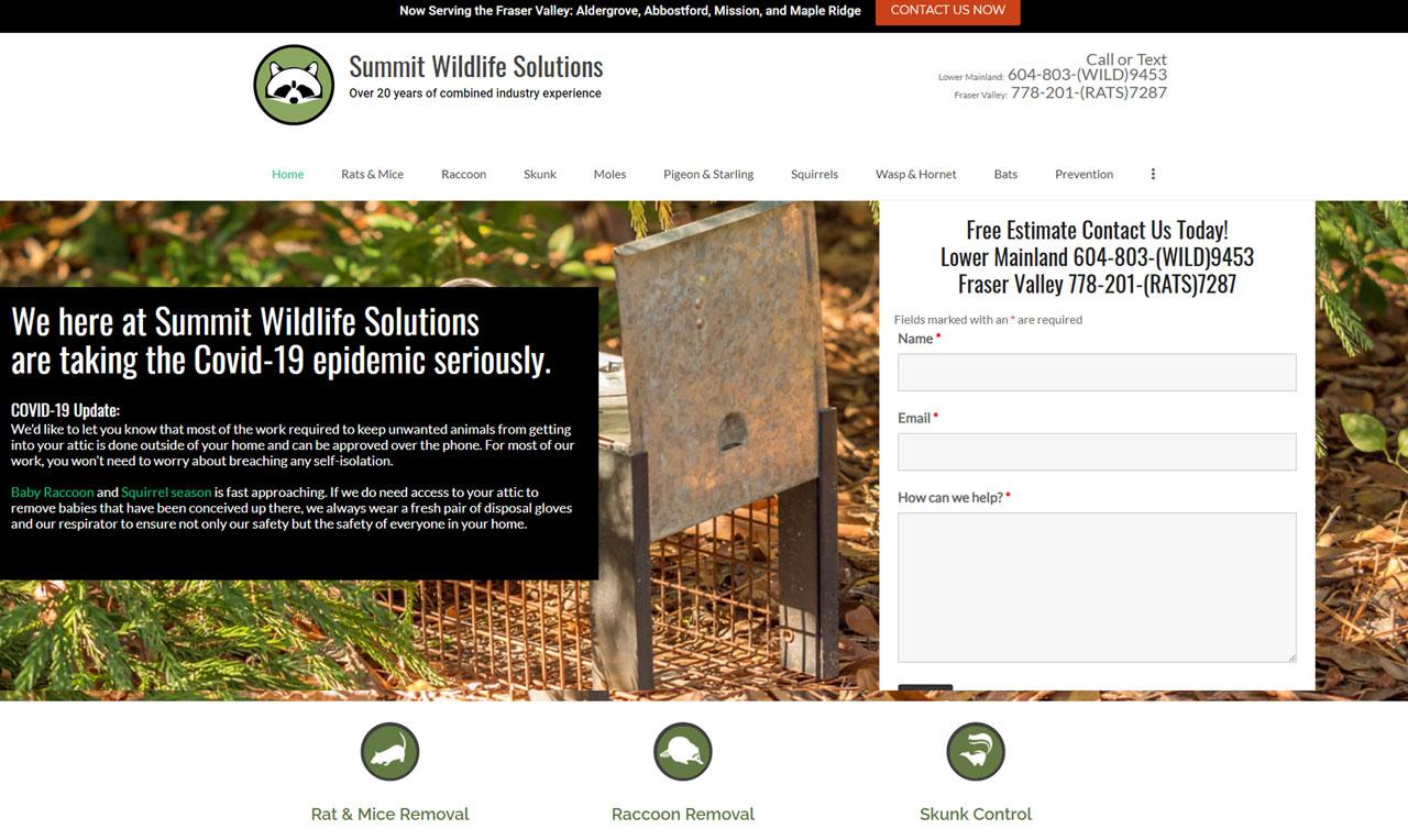 Summit Wildlife Solutions