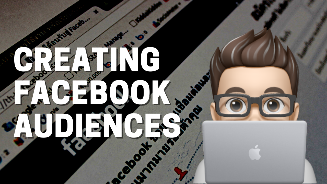 How to create a facebook audience